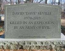 Dave seville tombstone