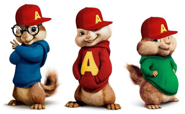 Chipmunks Baseball