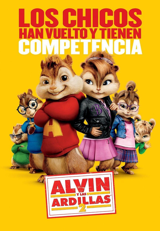 Alvin y las Ardillas 2 | Alvin y las ardillas Wiki ...