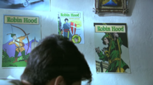RobinHoodComics