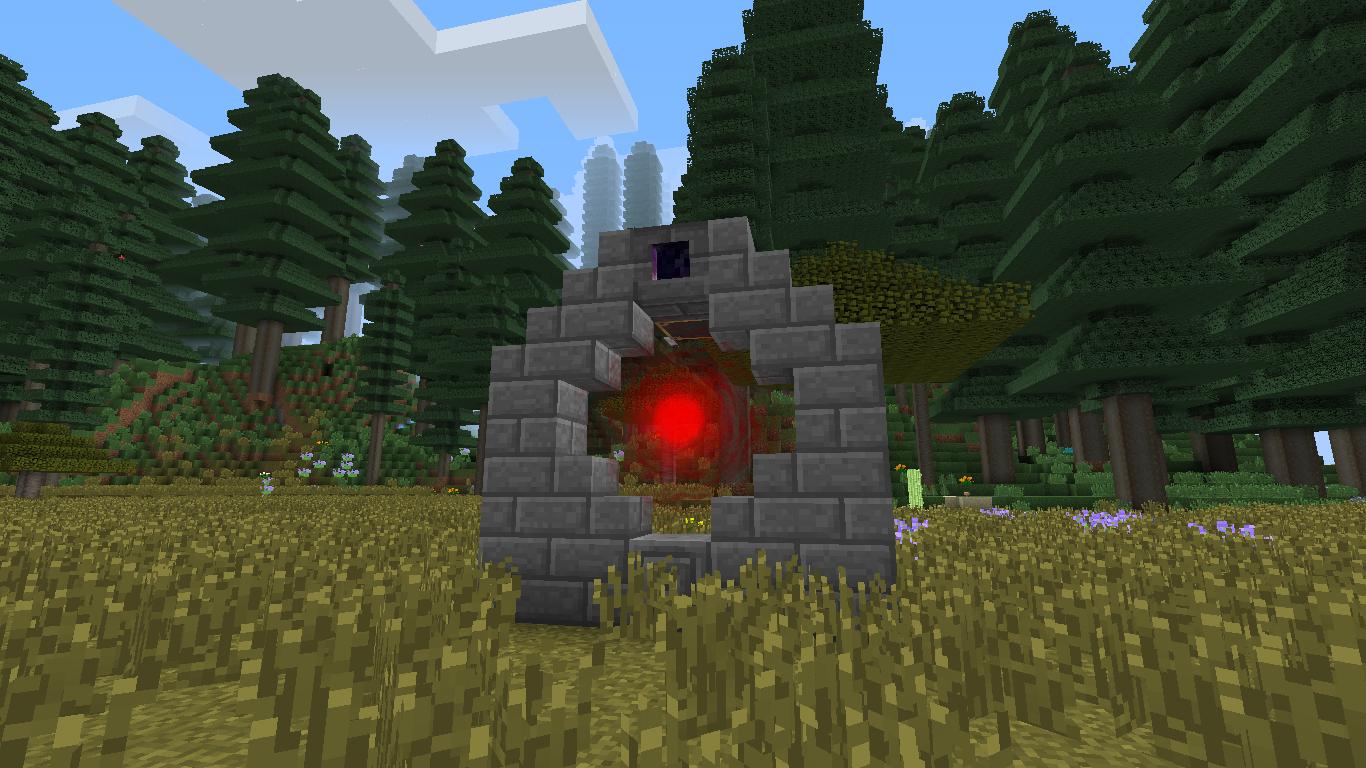 Gateway Ars Magica Wiki FANDOM Powered By Wikia - Minecraft teleport player to dimension