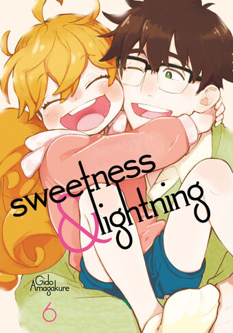 Sweetness&lightningvol6cover
