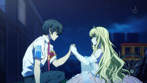 Amagi Brilliant Park Episode 12