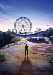 Amagi Brilliant Park Anime Visual 1