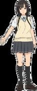 Render Seiren Kamizaki Makoto 2