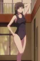 Haruka School Swimsuit