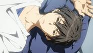 Seiya despertando