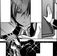 Seiya manga