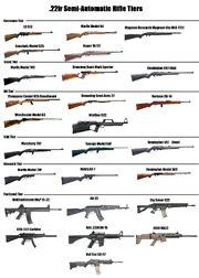 5A - .22 rifles