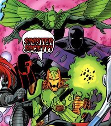 Sinister Society 001