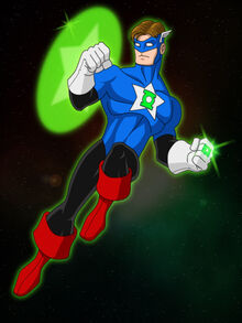 Captain Lantern
