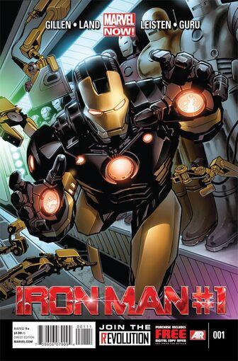 Iron Man New 52
