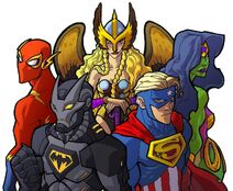 Justice Avengers