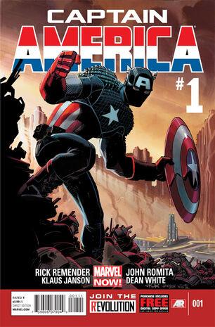 Captain America New 52
