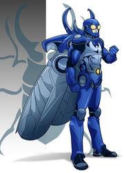 Bluebeetle ianstamaria