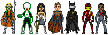 Absolute Justice League