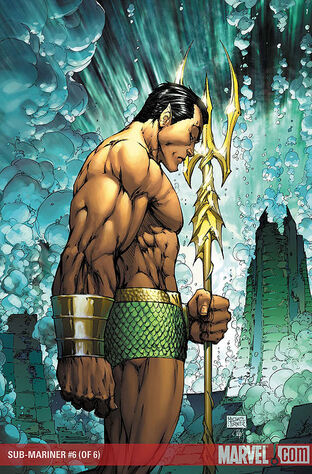Namor New 52