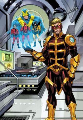 Ant-man New 52