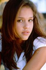 Jessica Alba - Dark Angel - White Shirt - 42