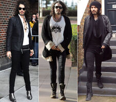 Russell brand leggings-1