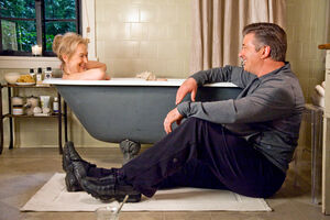 Its Complicated movie image Alec Baldwin and Meryl Streep