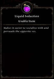 Liquid Seduction