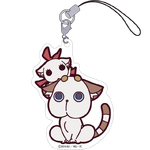 Penguin Parade Moekko Trading Straps Cha and Ohime