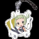 Amanchu! Petitkko Trading Acrylic Strap Hikari Kohinata