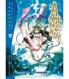 Amanchu (manga) Italian Volume 1 (Front Cover)