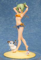 Aquamarine figure Hikari Kohinata swimsuit 01
