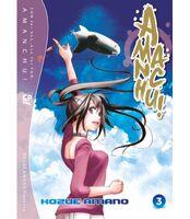 Amanchu (manga) Italian Volume 3 (Front Cover)