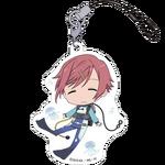 Amanchu! Petitkko Trading Acrylic Strap Makoto Ninomiya