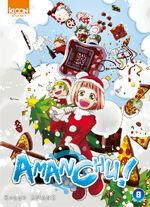 Amanchu (manga) French Volume 8 (Front Cover)