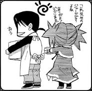 Amanchu (manga) - Chapter 35 minicomic 2