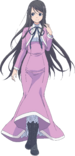 Amanchu - Anime Promo Artwork - Futaba Ooki