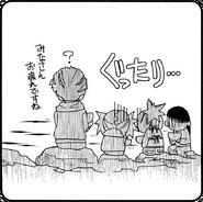 Amanchu (manga) - Chapter 36 minicomic 1