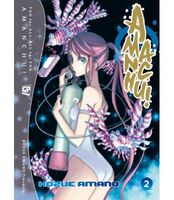 Amanchu (manga) Italian Volume 2 (Front Cover)