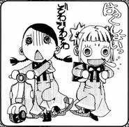 Amanchu (manga) - Chapter 10 minicomic 1