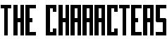 Characterbanner