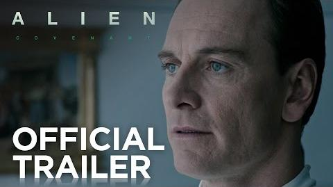 Alien Covenant Official Trailer HD 20th Century FOX