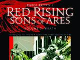 Amanecer Rojo: Hijos de Ares Vol. 2