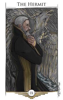 Lorn au Arcos (Tarot) by PhantomRin ©