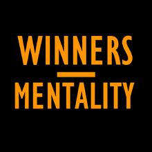 Winners mentality