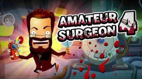 Amateur Surgeon 4 - Out Now for Mobile Adult Swim Games Adult Swim