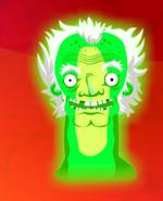 Rippov Radioactive Head