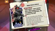 Robot Unicorn Inferno bio