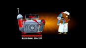 Rashid and the full blood bank