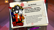 Captain Red Pando bio