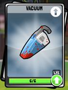 Vacuum Card