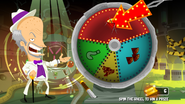 Hubris Prize Wheel